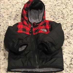 North face Mount Chimborazo Reversible Puffer Coat
